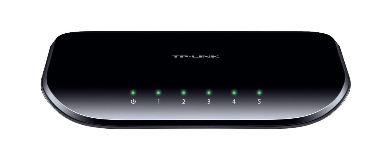 TP-Link 5-Port Gigabit Switch, TL-SG1005D