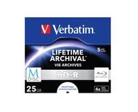 Verbatim M-DISC BD-R SINGLE LAYER 25GB