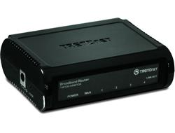 TrendNet 10/100MBPS DSL/CABLE Router