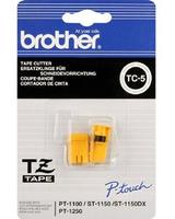 Brother TC5 REPLACEM BLADE F, P-TOUCH