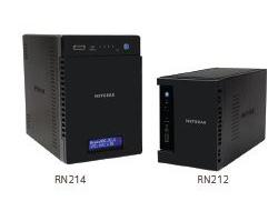 Netgear READYNAS 212 DISKLESS 2-BAY