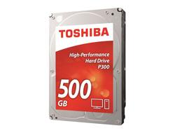 Toshiba P300 HighPerform. 500GB BULK