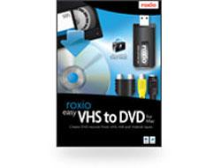 Corel ROXIO EASY VHS TO DVD FOR MAC