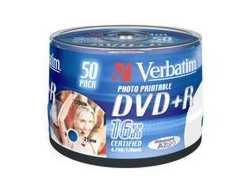 Verbatim DVD+R 4.7GB 16X PHOTO