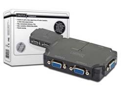 Digitus VGA Splitter 350 MHz, 4-Port