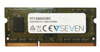V7 2GB DDR3 1600MHZ CL11