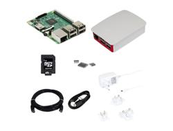 Mcab RASPBERRY PI 3 STARTER KIT