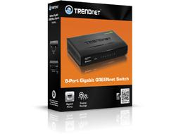 TrendNet 8-PORT GIGABIT GREENNET SWITCH