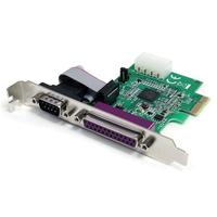 StarTech 1S1P PCIE COMBO ADAPTER CARD