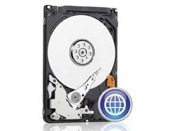 Western Digital WD Blue 750GB Mobile SATA