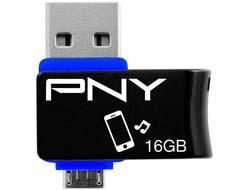 PNY DUO-LINK OTG 16GB