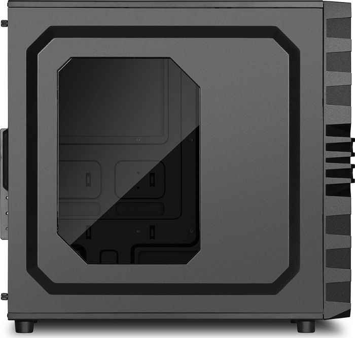 Computerhaus Gamer Komplettsystem Intel Core i5-9400 6x 2.90GHz, 16GB RAM, GeForce RTX 2070 8GB, 250GB SSD, DVD-Brenner