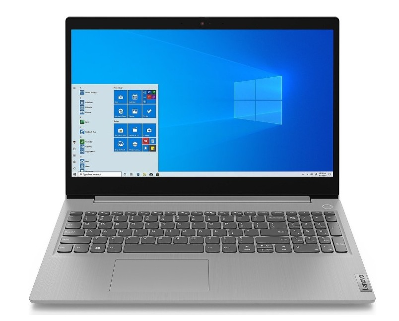 Lenovo IdeaPad 3 15IIL05 Notebook, 15.6 Zoll Full-HD, Intel Core i5-1035G1, 12GB RAM, 512GB SSD, Windows 10