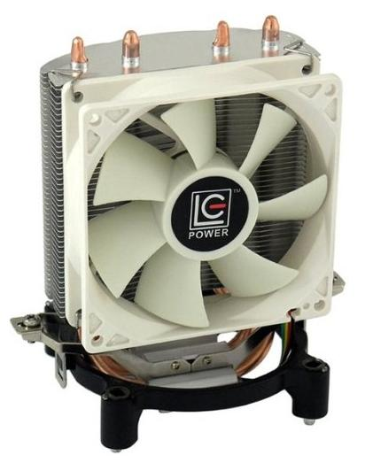 LC Power Cooler Multi Socket LC-CC-95 Tower | FMx, AM2/3/4, 115x, 775, TDP 130W