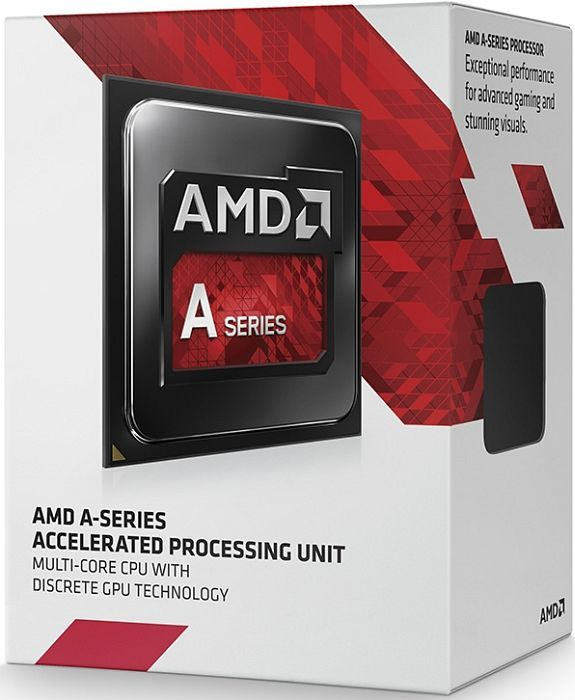 AMD A10 BOX 7800 3,5GHz 4xCore 65W