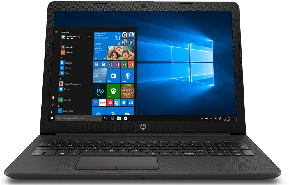 Hewlett Packard (HP) HP 255 G7 Notebook, 15.6 Zoll Full-HD, AMD Ryzen 3 2200U, 8GB RAM, 256GB SSD, DVD-Brenner, Windows 10