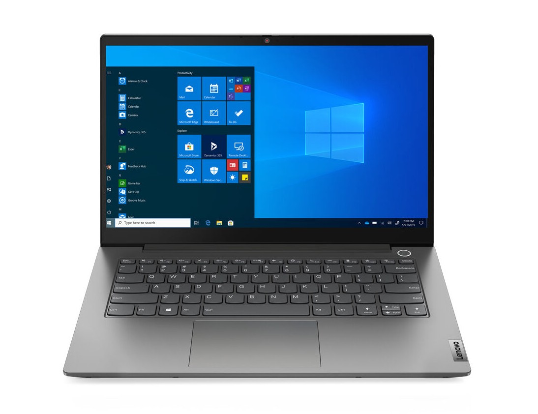 Lenovo ThinkBook 14 G2 20VD008WGE - 14 Zoll Full-HD IPS, Intel Core i5-1135G7, 16GB RAM, 512 GB SSD, Windows 10 Pro