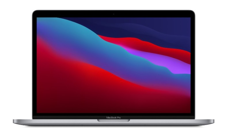 Apple MacBook Pro, 13.3 Zoll, Space Gray, Apple M1, 8GB RAM, 256GB SSD [2020]