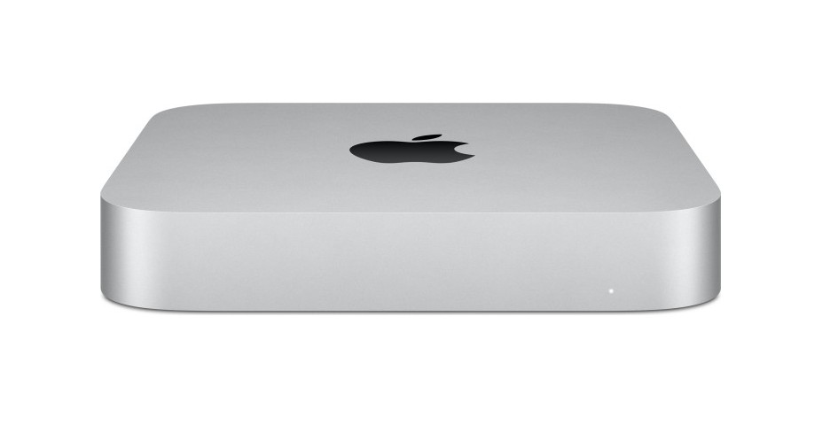 Apple Mac mini M1, Apple M1 8 Core CPU mit 8 Core GPU, 8GB RAM, 512GB SSD, macOS Big Sur
