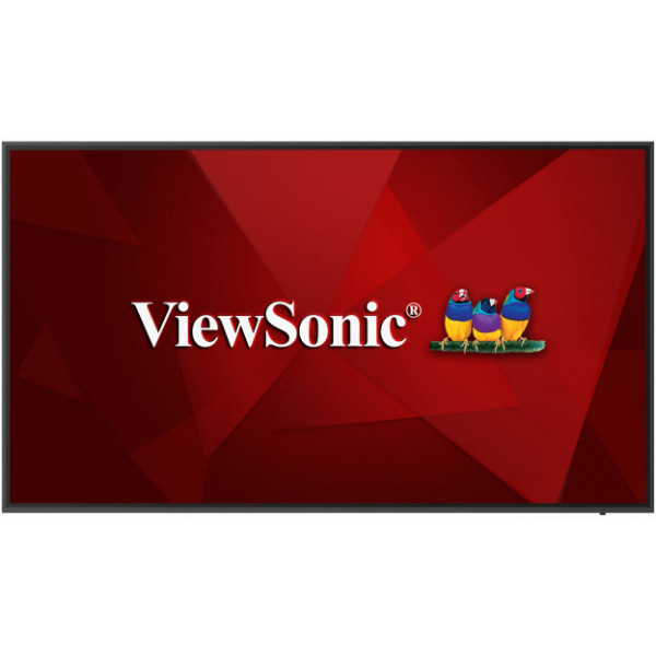 ViewSonic CDE6520 165,1cm 65Zoll 4K Premium Commercial Display TFT LCD Module IPS type DLED backlight 1428,48x803,52
