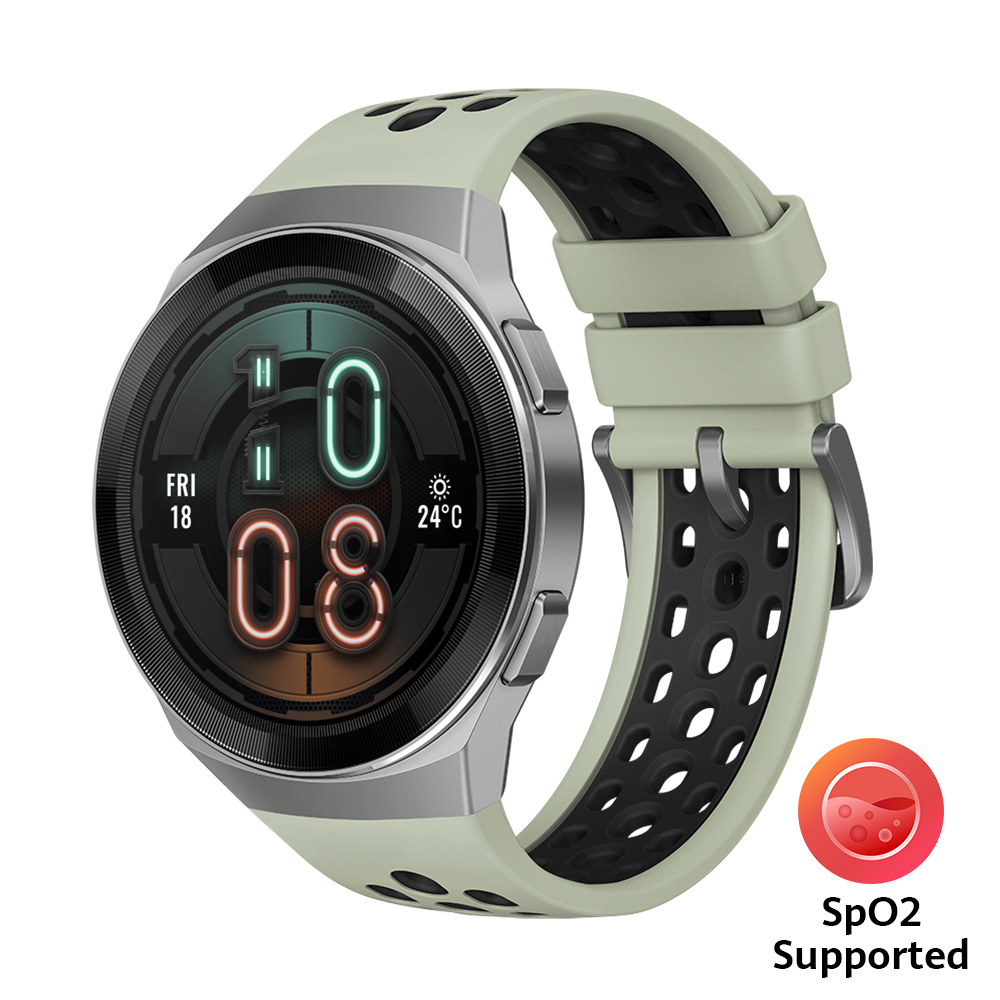 Huawei WATCH GT 2e Mint Green [3,53cm (1,39) AMOLED Display, Bluetooth 5.1, 5 ATM]