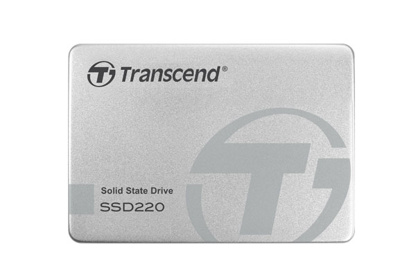 Transcend SSD220S - Solid-State-Disk - 2