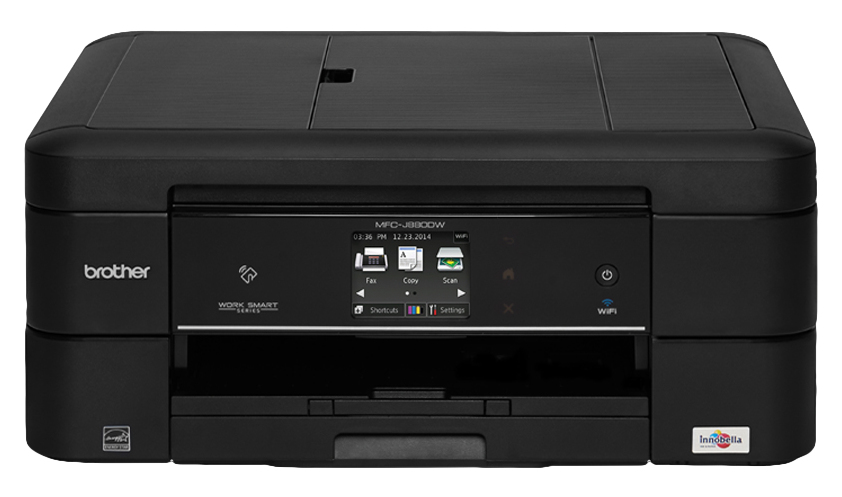 Brother MFC-J880DW MFP A4 color ink print scan copy fax 12ppm Duplex WLAN