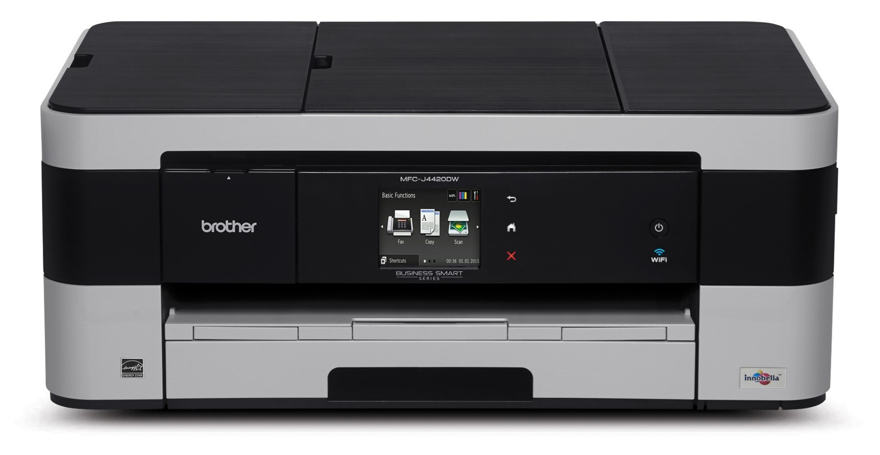 Brother MFC-J4420DW MFP A4 color ink print scan copy fax 20ppm Duplex WLAN (AT)
