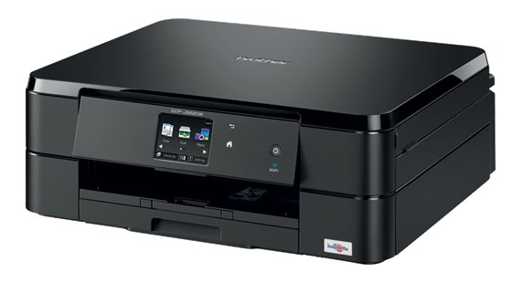 Brother DCP-J562DW MFP A4 color USB inkjet 12ppm print copy scan Wlan