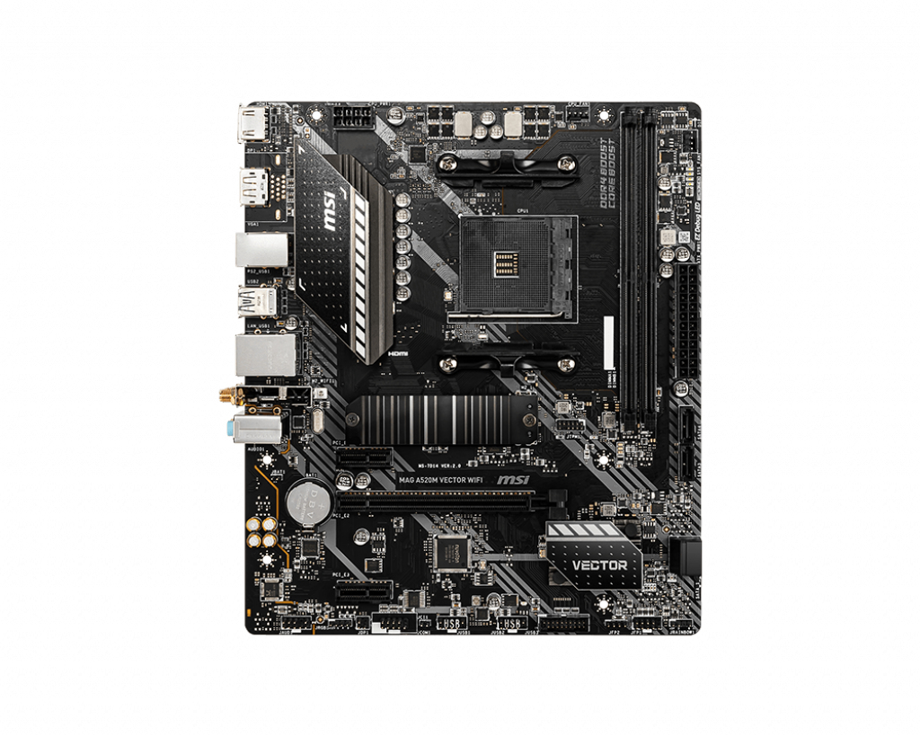 MSI MAG A520M VECTOR WIFI Mainboard