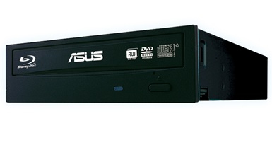 Asus BlU-ray COMBO  BC-12D2HT black intern retail
