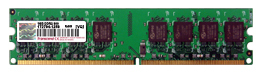 Transcend 1GB DDR2 CL5 800MHz 1 Rank