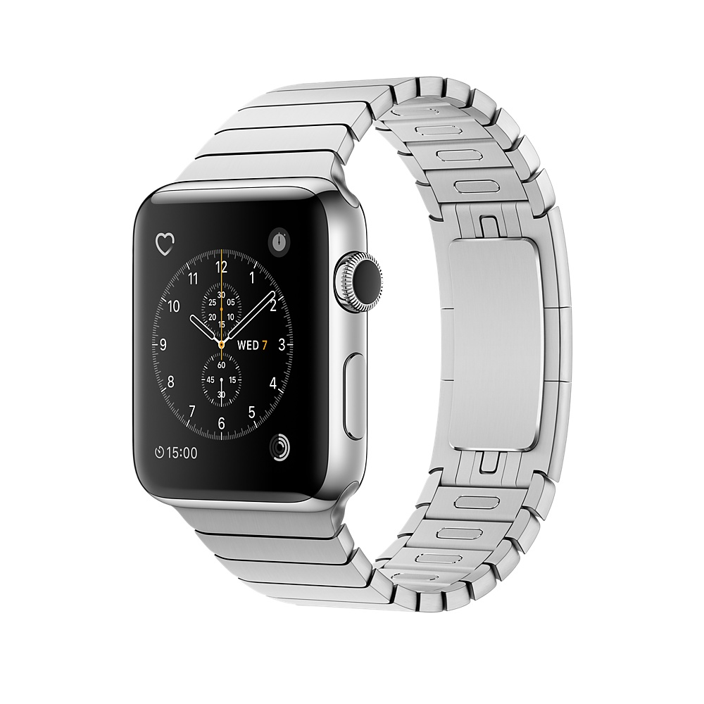 Apple Watch Series 2, 42mm Stainless Ste