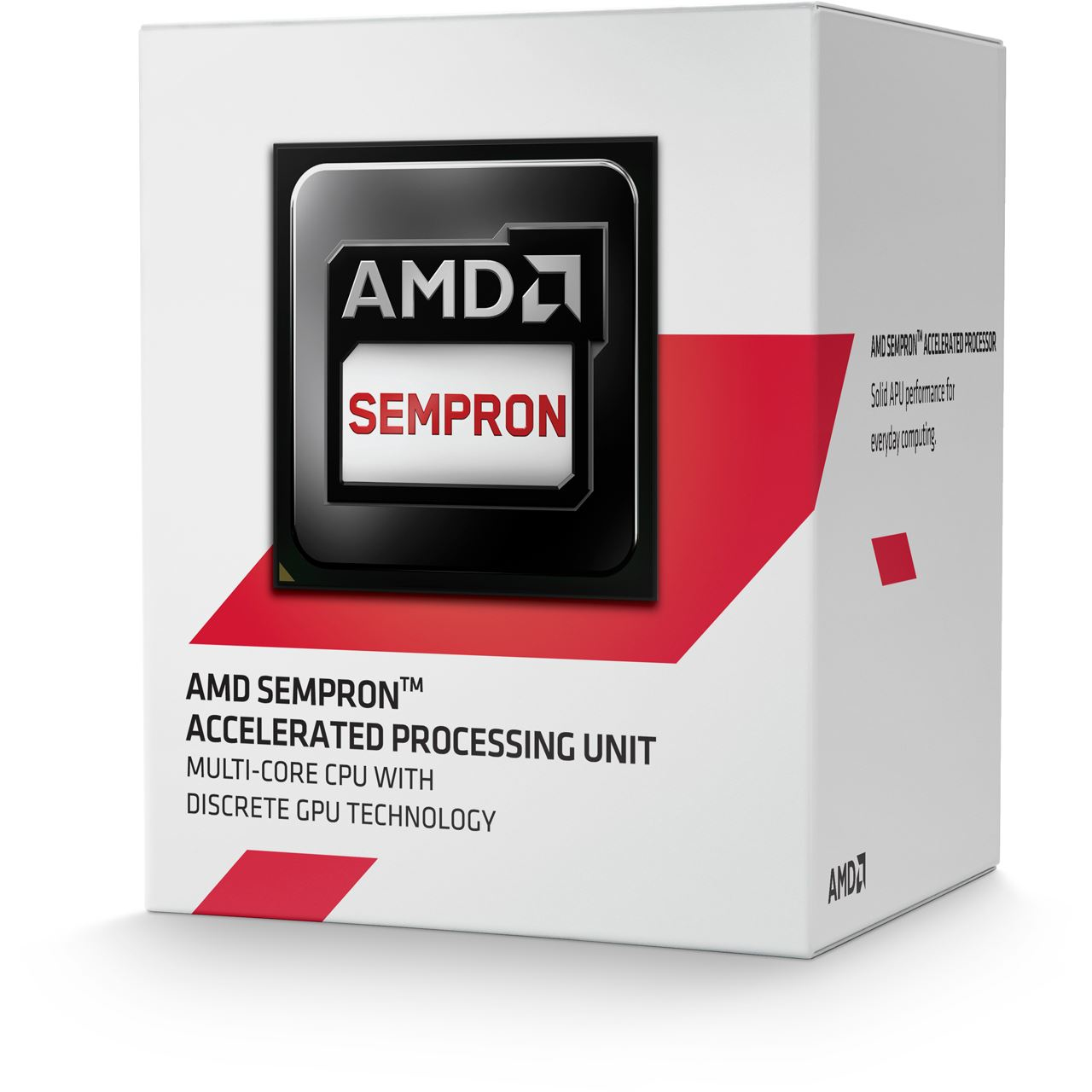 AMD -64 AM1 Box Sempron 3850 4x 1,30GHz 25W