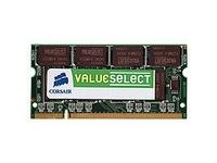 Corsair SO DDR 512MB PC  400 CL2.5  Value Select retail