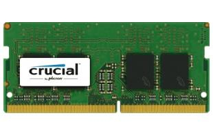 Crucial SO DDR4  4GB PC 2400 CL17   Value 1,2V retail