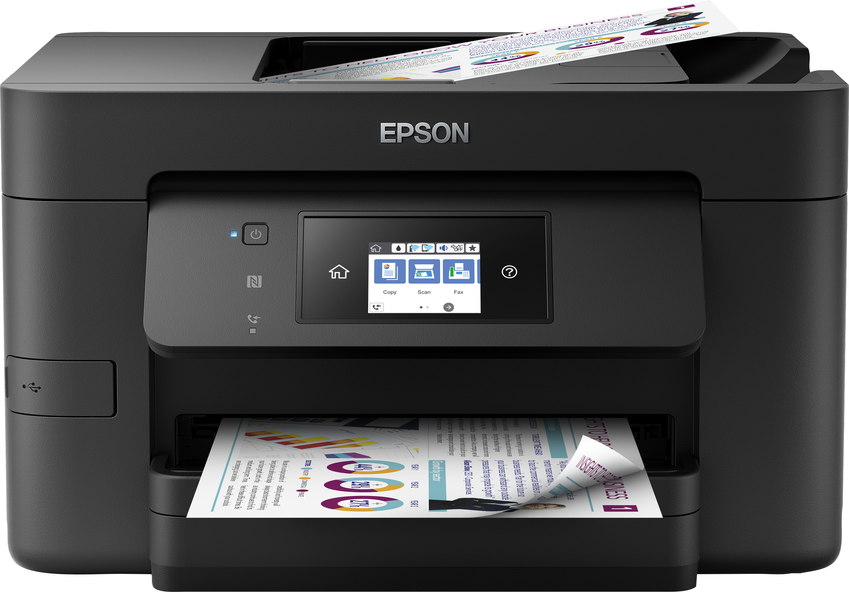 Epson WorkForce Pro WF-4720DWF - Multifu