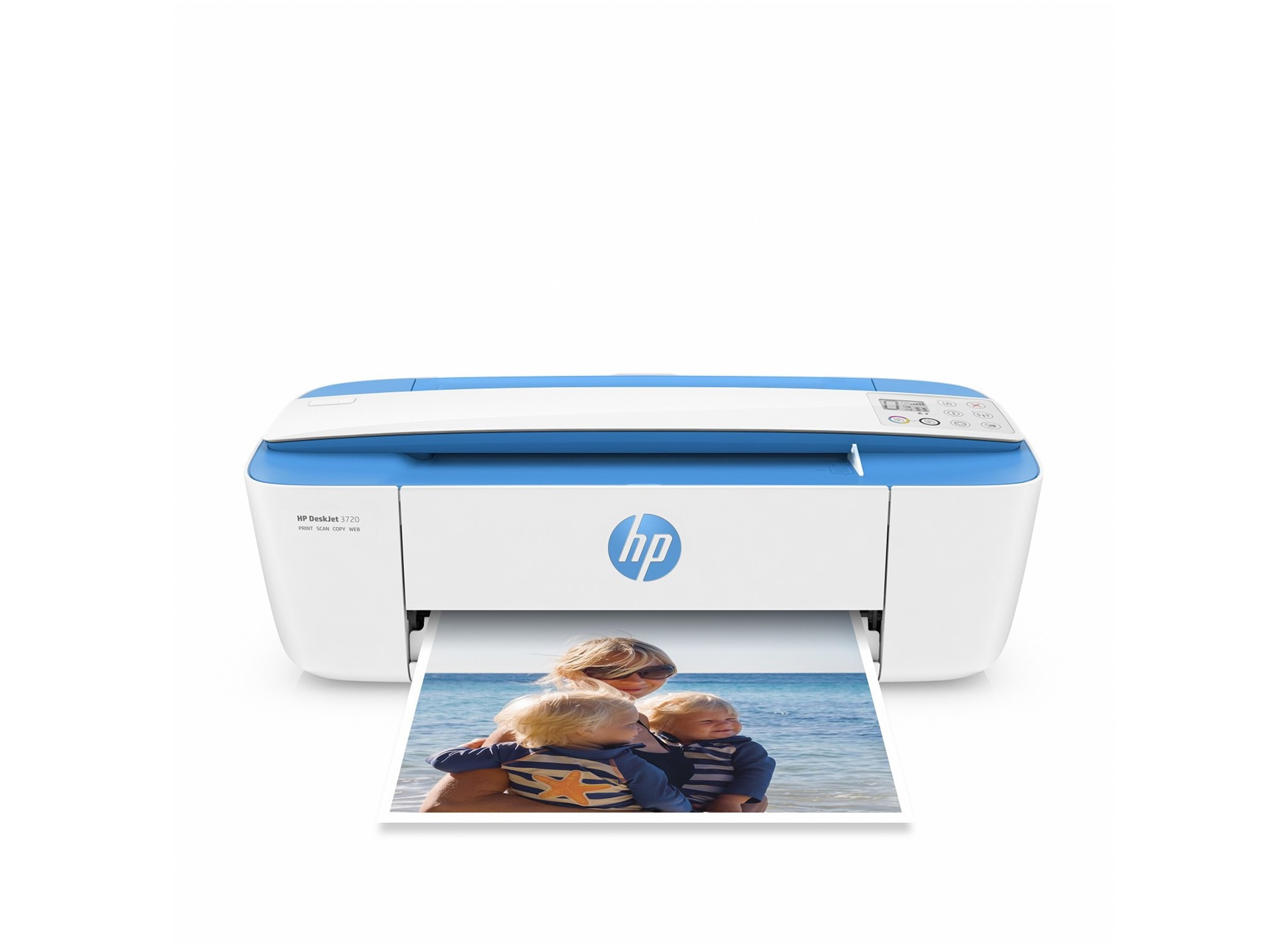 Hewlett Packard (HP) HP Deskjet 3720 All-in-One - Multifunkti