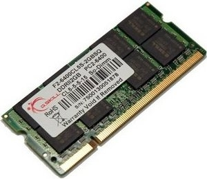 G.Skill SO DDR2 2GB PC  800 CL5    2GBSQ