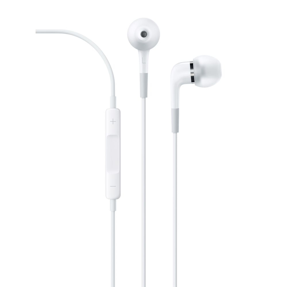 Apple In-Ear Headphones mit Fernbedienung und Mikrofon [ME186ZM/A]
