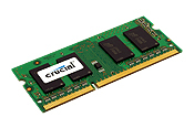 Crucial 2GB DDR3 1600 MT/s PC3-12800 , SODIMM 204pin  CL 11