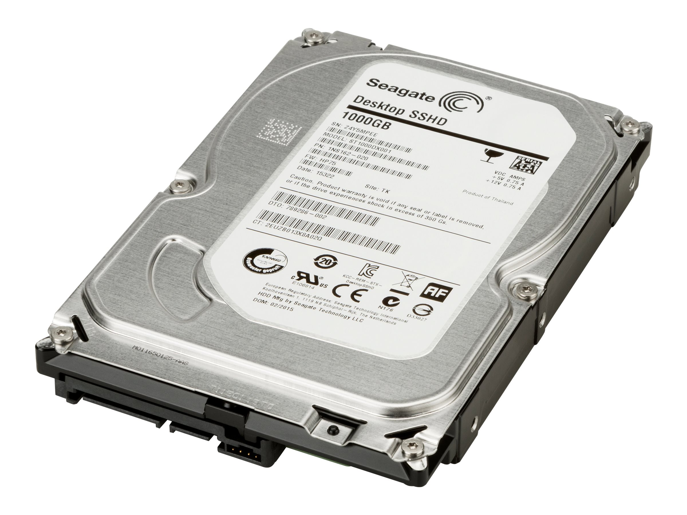 Hewlett Packard (HP) HP 1TB SATA 6Gb/s 7200 HDD