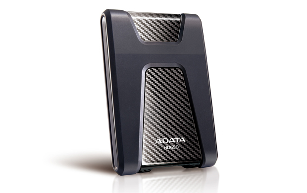 A-Data externe HDD HD650 Black 1TB USB 3.0