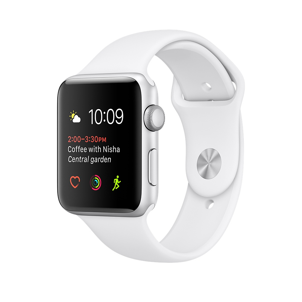 Apple Watch Series 2, 38mm Silver Alumin