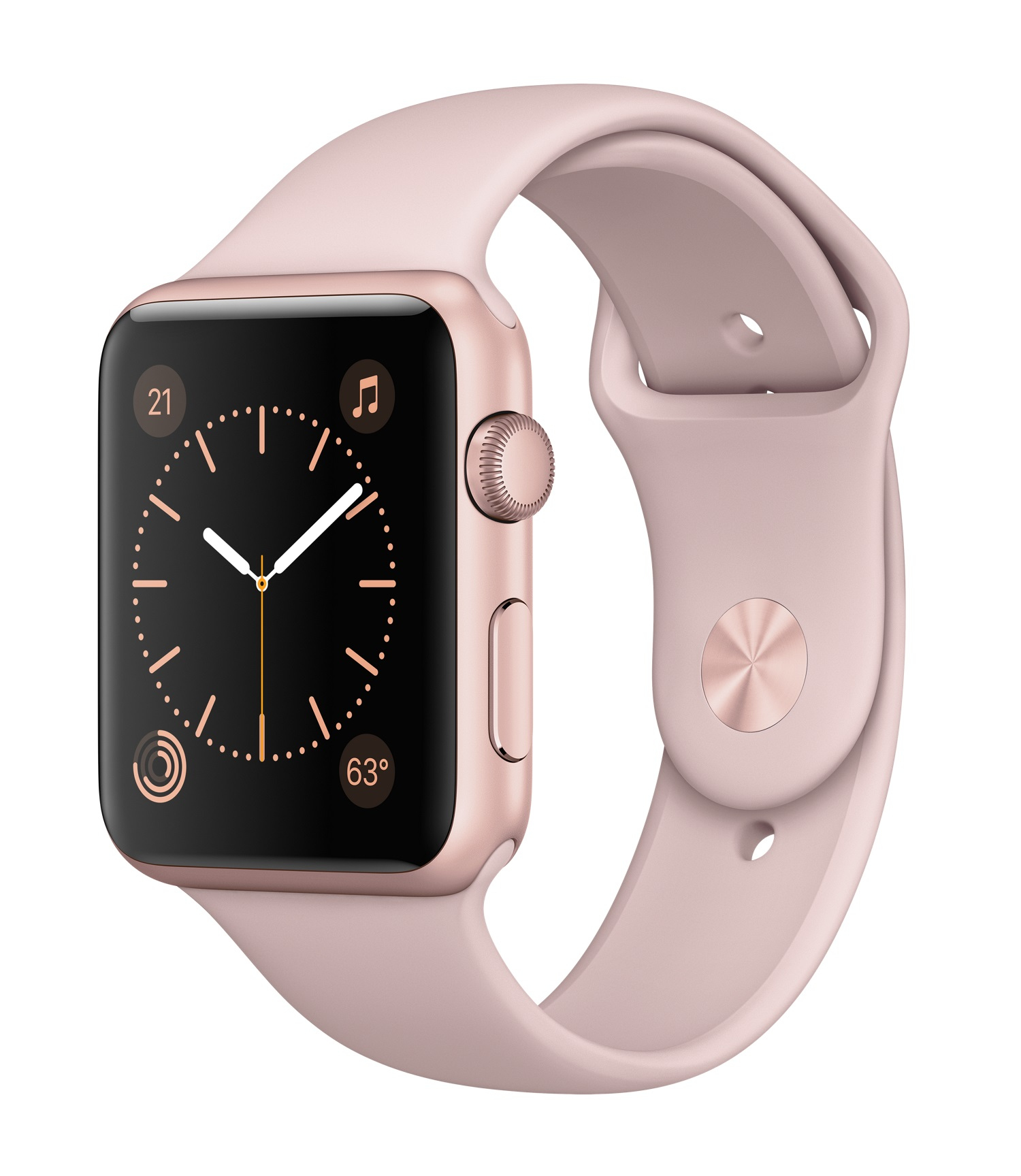 Apple Watch Series 1/42mm Rose Gold Aluminium