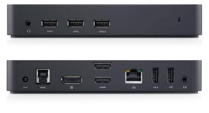 Dell D  USB 3.0-Dockingstation D3100