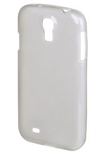 HAMA Cover Crystal für Samsung Galaxy S5 mini, Tra