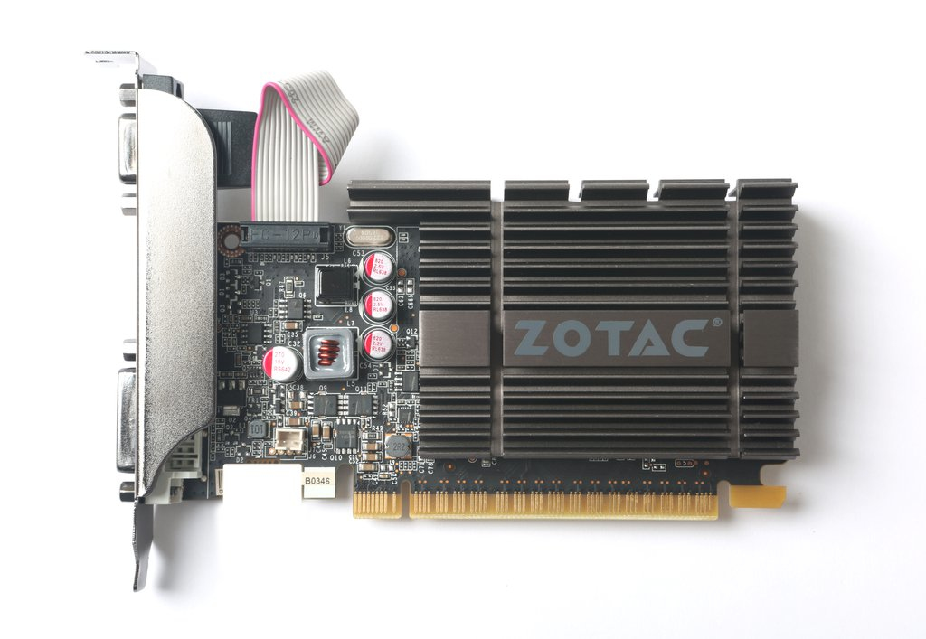 Zotac GeForce GT 710 2GB DDR5 ZONE Edition