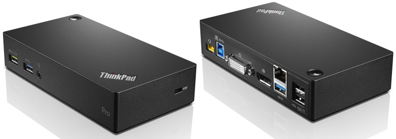 Lenovo D  ThinkPad USB 3.0 Ultra Dock USB-Docking-Station 45W