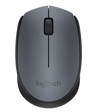 Logitech M170 Wireless black , grey